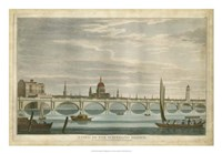 Waterloo Bridge Fine Art Print