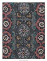 Sarkara Suzani II Framed Print