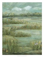 Green Meadows I Fine Art Print