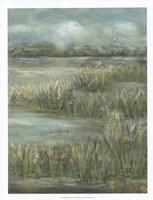 Green Meadows II Fine Art Print