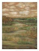 Autumn Sky II Framed Print