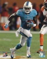 Mike Wallace with the ball 2013 Fine Art Print