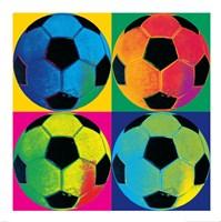 Ball Four-Soccer Fine Art Print