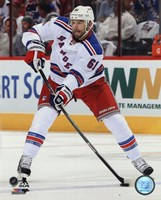 Rick Nash 2013-14 Action Fine Art Print