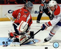 Braden Holtby 2013-14 Action Fine Art Print