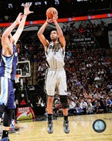 Tim Duncan 2013-14 Action Fine Art Print