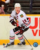 Jonathan Toews 2013-14 Action Fine Art Print