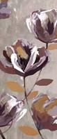 Rising Magnolias I - Mini Fine Art Print