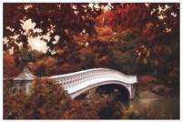 Bow Bridge Fine Art Print