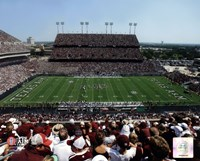 Kyle Field Texas A&M Aggies 2013 Fine Art Print