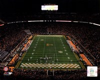Neyland Stadium Univserity of Tennessee Volunteers 2013 Fine Art Print