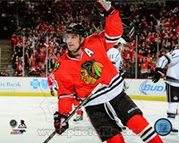 Patrick Sharp 2013-14 Action Fine Art Print