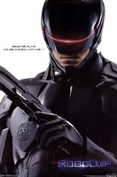 Robocop - Profile Wall Poster