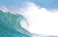 Huge Waves in Ocean Fine Art Print