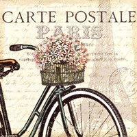 Paris Ride I Fine Art Print