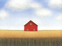 In a Summer Field Fine Art Print