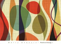 Positive Energy 1 Fine Art Print