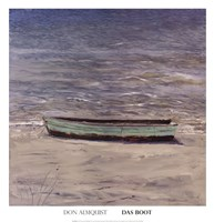 Das Boot Fine Art Print