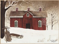 New Fallen Snow Fine Art Print