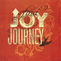 Joy Journey Fine Art Print