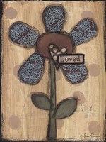 Loved Flower Fine Art Print