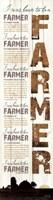 Born to be a Farmer Fine Art Print