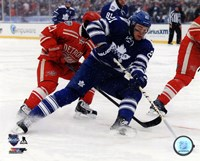James van Riemsdyk 2014 NHL Winter Classic Action Fine Art Print