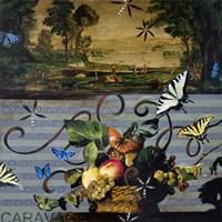 Picnic With Caravaggio Fine Art Print