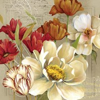 Jardin I Fine Art Print