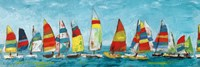 Sailing Away Fine Art Print