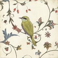 Birds Gem IV Fine Art Print