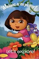 Dora - Explore Wall Poster