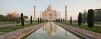 Taj Mahal, Agra, Uttar Pradesh, India Fine Art Print