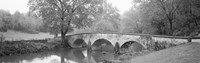 Burnside Bridge Antietam National Battlefield Maryland USA Fine Art Print