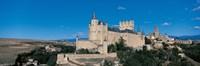 Alcazar Segovia Spain Fine Art Print