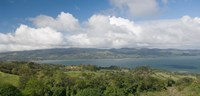 Clouds over a lake, Arenal Lake, Guanacaste, Costa Rica Fine Art Print