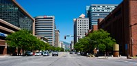 Downtown Salt Lake City, Salt Lake City, Utah Fine Art Print