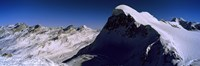 Swiss Alps from Klein Matterhorn, Switzerland Fine Art Print