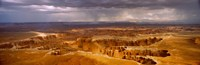 Storm clouds over Canyonlands National Park, Utah Fine Art Print