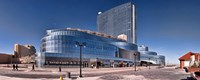 Newest Revel casino at Atlantic City, Atlantic County, New Jersey, USA Fine Art Print