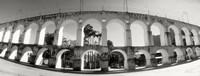 Carioca Aqueduct, Lapa, Rio De Janeiro, Brazil Fine Art Print