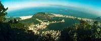 Corcovado, Rio de Janeiro, Brazil Fine Art Print