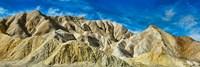 Mountain Range, Twenty Mule-Team Canyon, Death Valley, Death Valley National Park, California, USA Fine Art Print