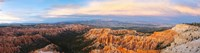 Bryce Canyon from Bryce Point in the evening, Bryce Canyon National Park, Utah, USA Fine Art Print