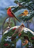 Winter Cheer Fine Art Print