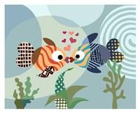 Love Fish Fine Art Print