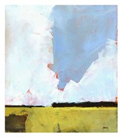 Barley Field Fine Art Print