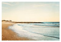 Walking on the Coast Fine Art Print