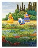 Spring Gathering Fine Art Print