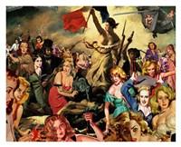 Liberty Leading Fine Art Print
